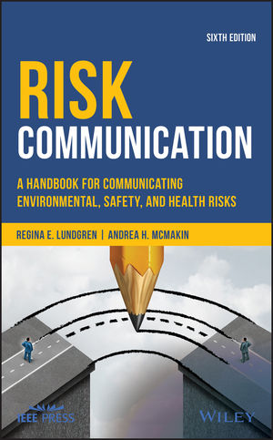 Regina Scott wrote the book on risk communication. Her award-winning handbook is now in its sixth edition and used all over the world.